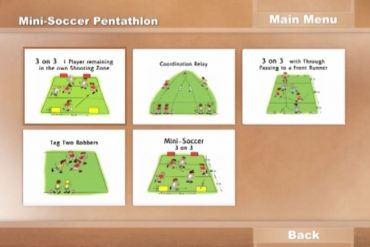 Game Intelligence in Soccer - Pentathlon