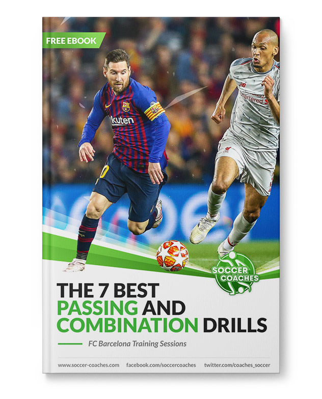 Free eBook - FC Barcelona Training Sessions